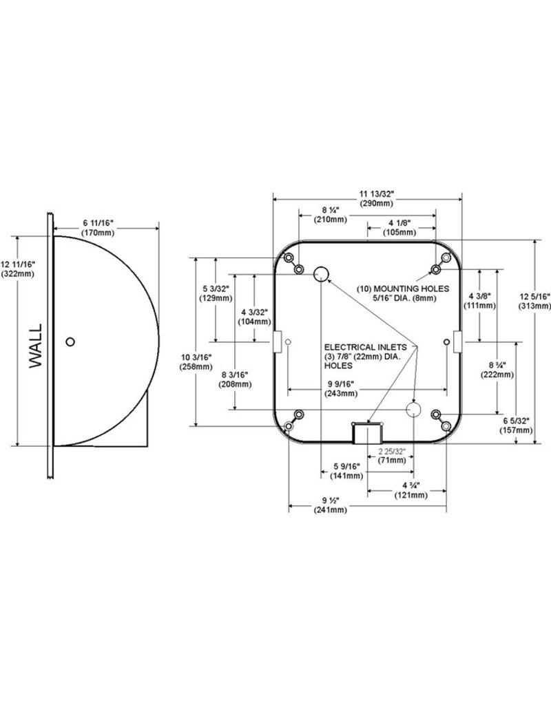 Excel Dryer XL-SB