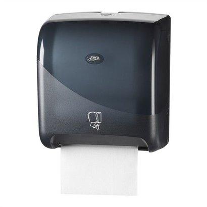 Europroducts Pearle Tear & Go automatic zonder contact snel een nieuw vel papier.