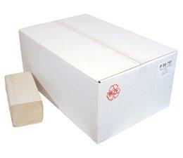 Europroducts handdoekpapier Z-vouw cellulose 2 laags