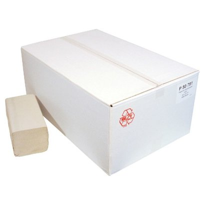 CleanFresh handdoekpapier Z-vouw cellulose 2 laags