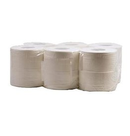 Europroducts Europroducts maxi jumbo rol cellulose 6 x 380 mtr