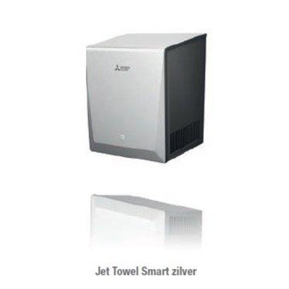 Mitsubishi Jet Towel Smart in zilver