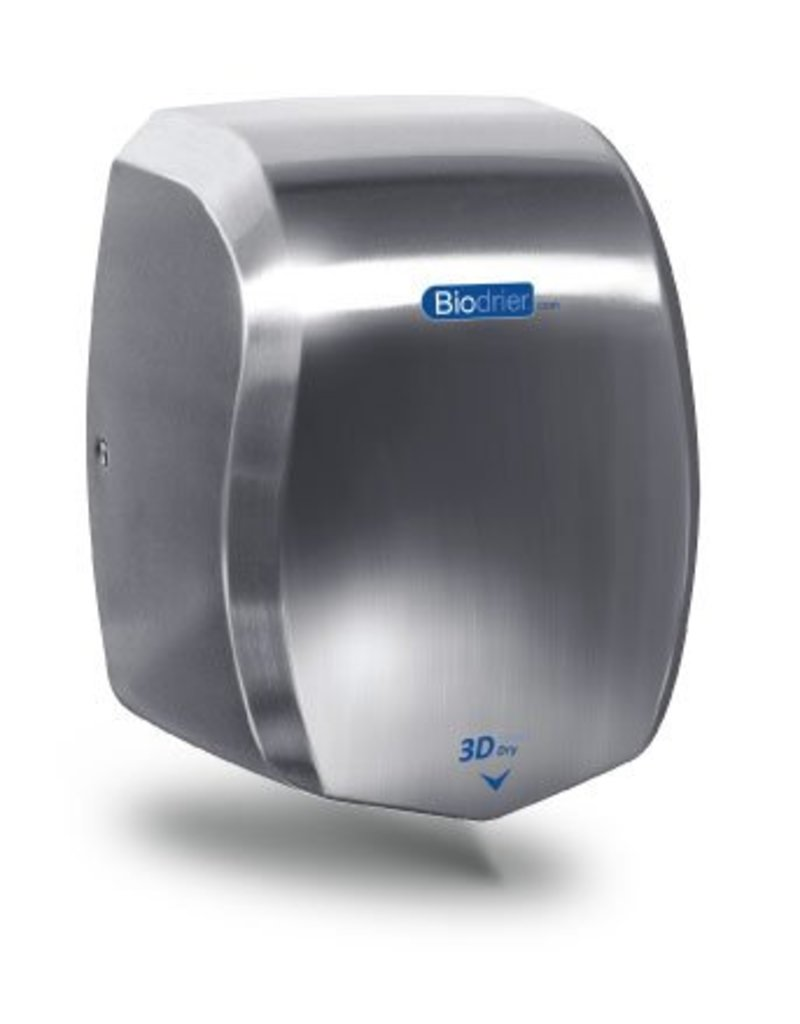 Biodrier 3D Smart Dry handendroger voor horeca, bedrijven en verenigingen