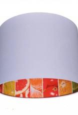 Lampenkap bedrukt cilinder Ø 60*30 cm