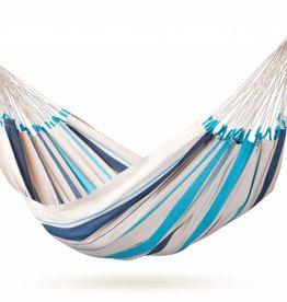 Hangmat Caribena aqua blauw