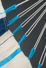 Hangstoel Caribena lichtblauw