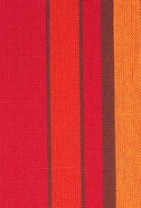 Hangstoel Currambera rood