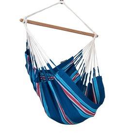 Hangstoel Currambera blauw