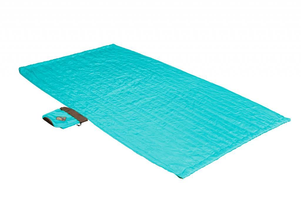 Reishangmat Colibri turquoise padded
