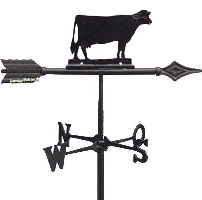 Windwijzer koe