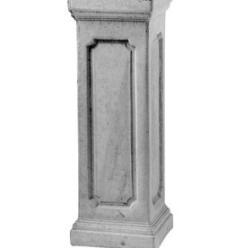 Sokkel grijs hoogte 76 cm, beton