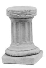 Sokkel grijs hoogte 29 cm, beton