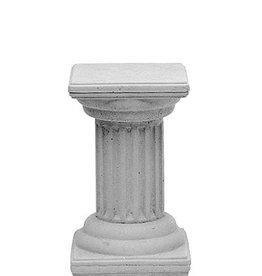 Sokkel grijs hoogte 48 cm, beton