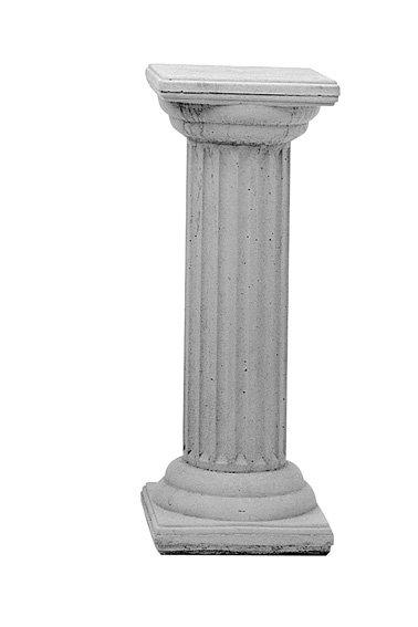 Sokkel grijs hoogte 78 cm, beton