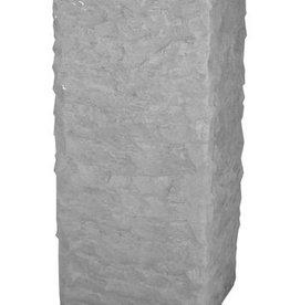 Sokkel antraciet beton