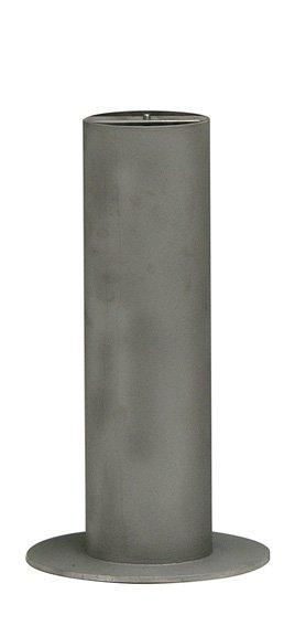 Sokkel hoogte 45 cm. RVS