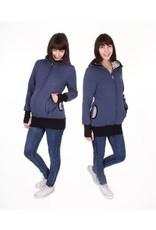 LUMI - Sweatvest pour 2 - Blue Jeans
