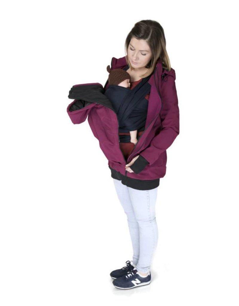 3in1 Allweather Softshell - Prune