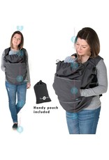 Draag cover - Softshell - Grafiet