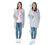 Manteau de portage - Streetstyle Grey