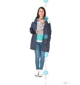 Draagmantel – Streetstyle Jeans