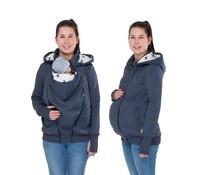 POLA - 3in1 Hoodie/jacket - Jeans/stars