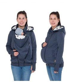 POLA - 3in1 Hoodie/jacket – Jeans/sterretjes