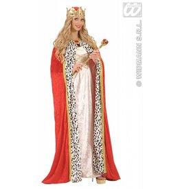 Toppers-accessoires: Koningskroon met edelstenen