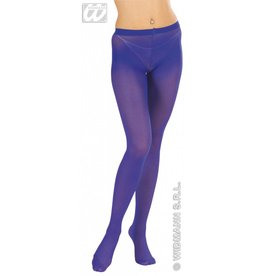 Toppers panty blauw