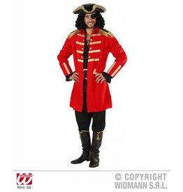 Toppers piratenkapitein