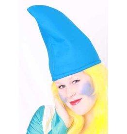 Smurfenmuts blauw