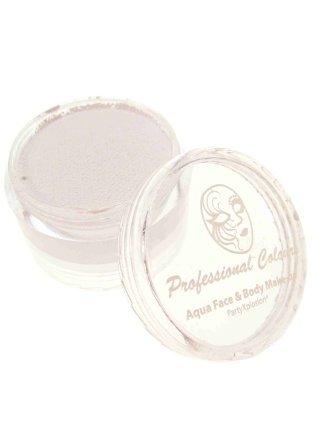 Aqua schmink wit 18 gram