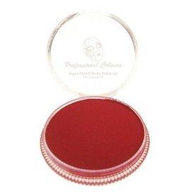 Aqua schmink rood 30 gram