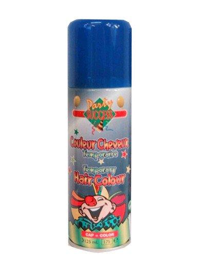 Haarspray blauw 125 ml