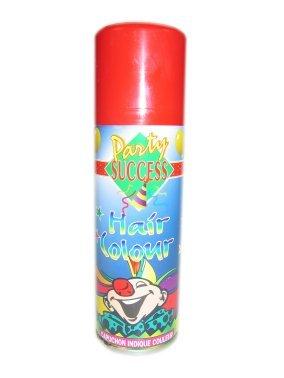 Haarspray rood 125 ml