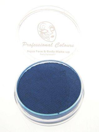 Aquaschmink metallic blauw 10 gram
