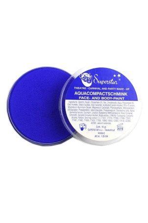 Aquaschmink blauw