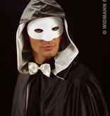 Wit oogmasker