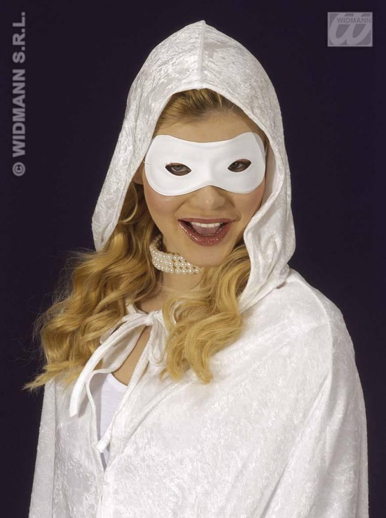 Wit oogmasker beschilderbaar