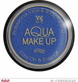 Schminck blauw aqua 15 gram metallic