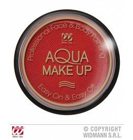 Rode aqua schmink 15 gram
