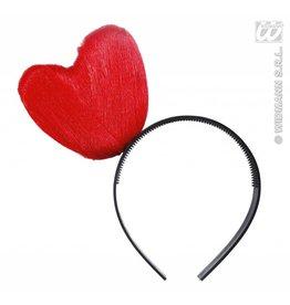 Hoofdband hart