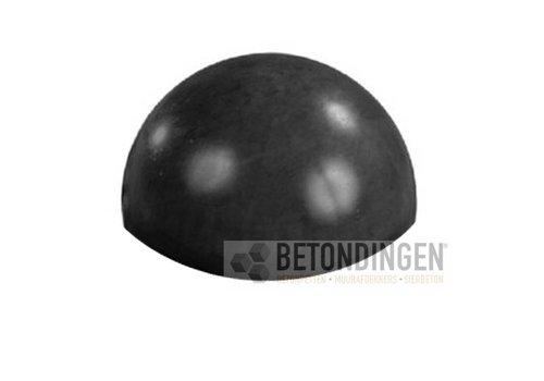 Parkeerbol zwart gecoat Ø 40cm