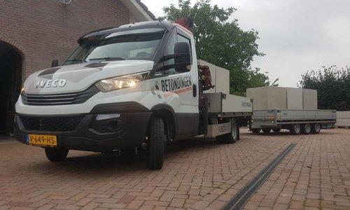 Betondingen investeert in Iveco Hi-Matic met euro 6 motor