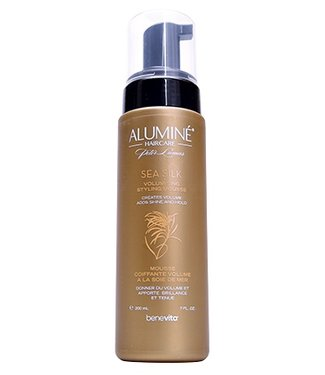 ALUMINÉ SEA SILK VOLUMISING STYLING MOUSSE