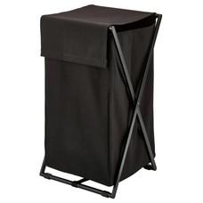 AQUANOVA Laundry basket ICON Black-09