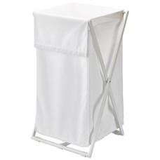 AQUANOVA Wäschekorb ICON Weiß-43