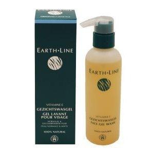 Earth-Line Vitamine E Gezichtswasgel 200 ml