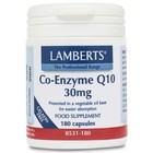 Lamberts Co-Enzyme Q10 30 mg 180 cap