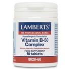 Lamberts Vitamin B-50 Complex 60 tab